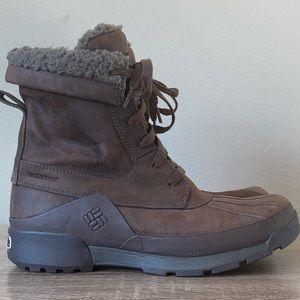 Columbia Original Sample Brown Bugaboot Snow Boot